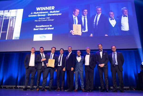 Arc by Crown Group won MBA awards